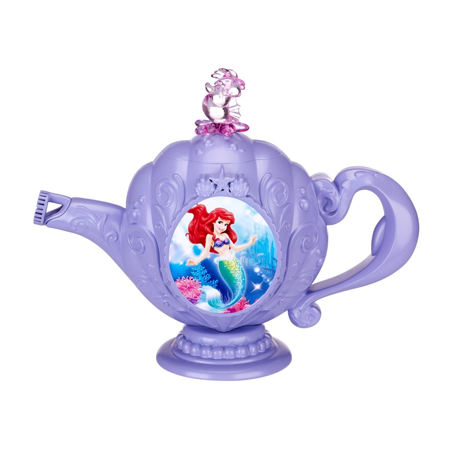 Disney Princess Ariel Magic Bubbles Tea Set image-2