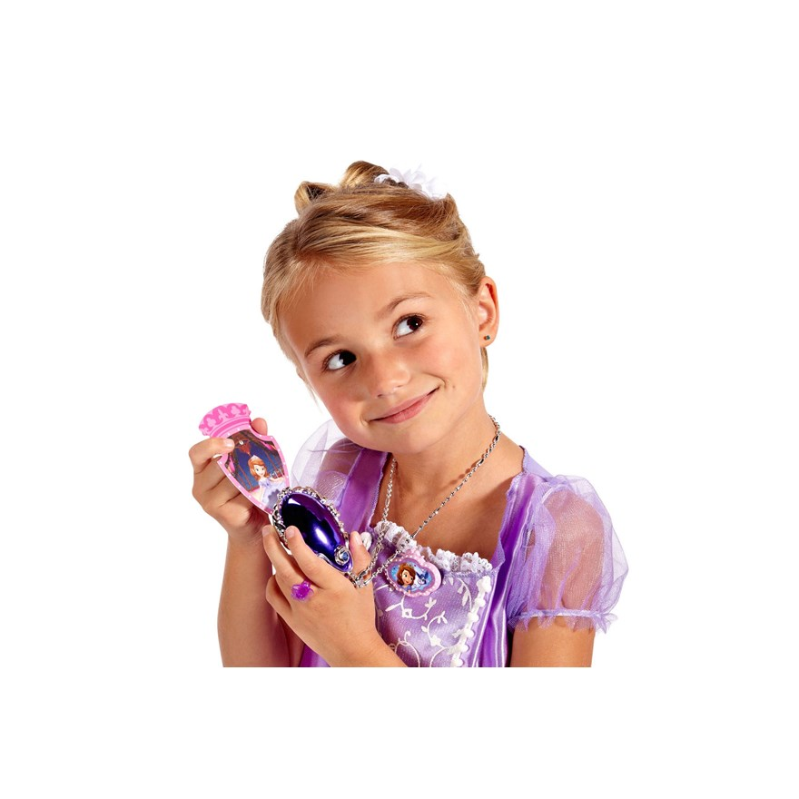 Disney Princess Sofia the First Magic Amulet image-0