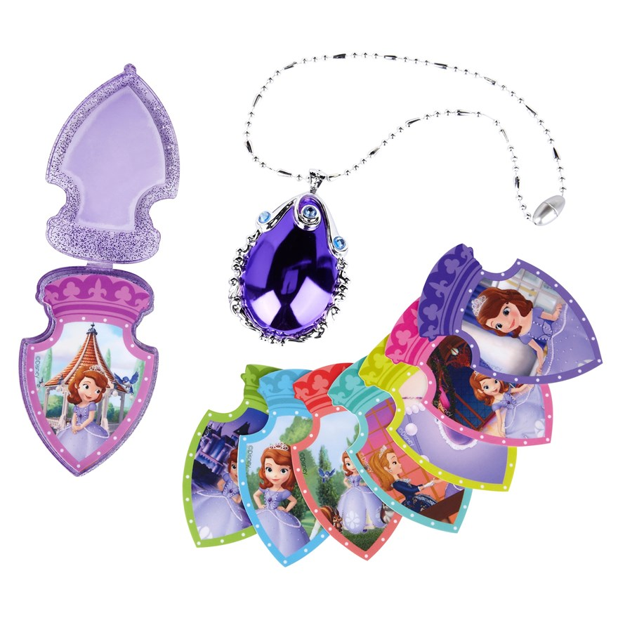 Disney Princess Sofia the First Magic Amulet image-1