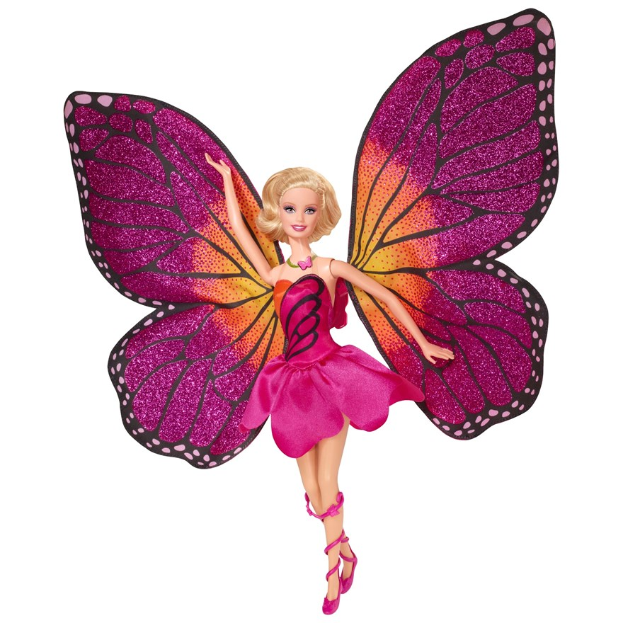 Barbie Mariposa Doll image-2