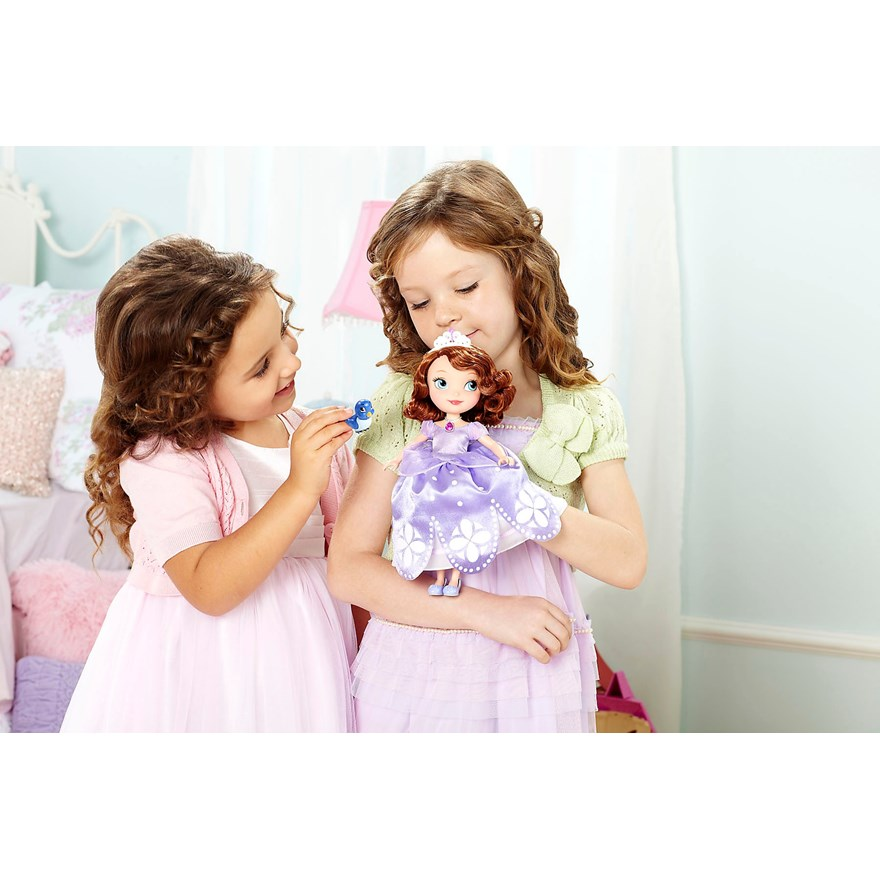 Sofia The First Talking Doll image-0