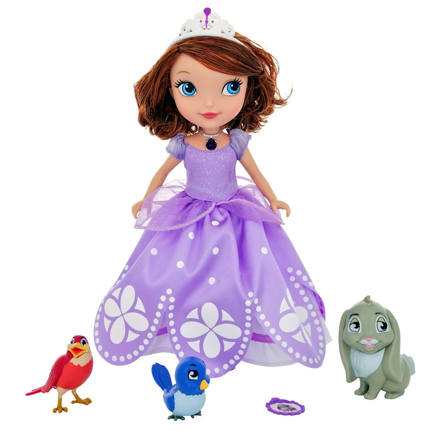 Disney Sofia the First Talking Sofia image-2