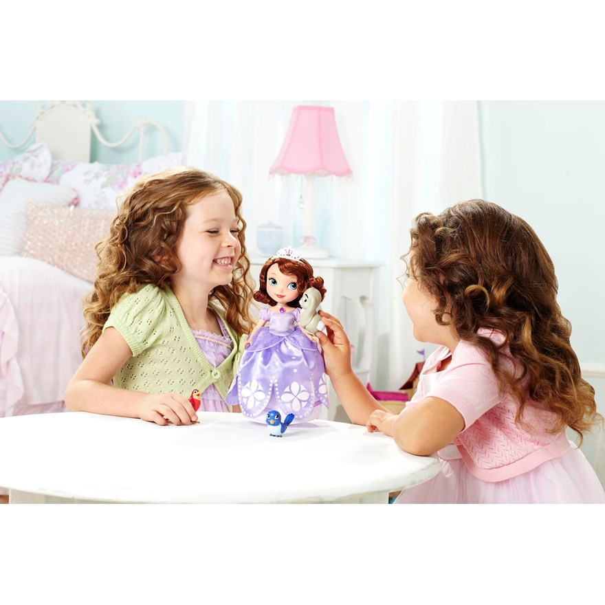 Disney Sofia the First Talking Sofia image-4