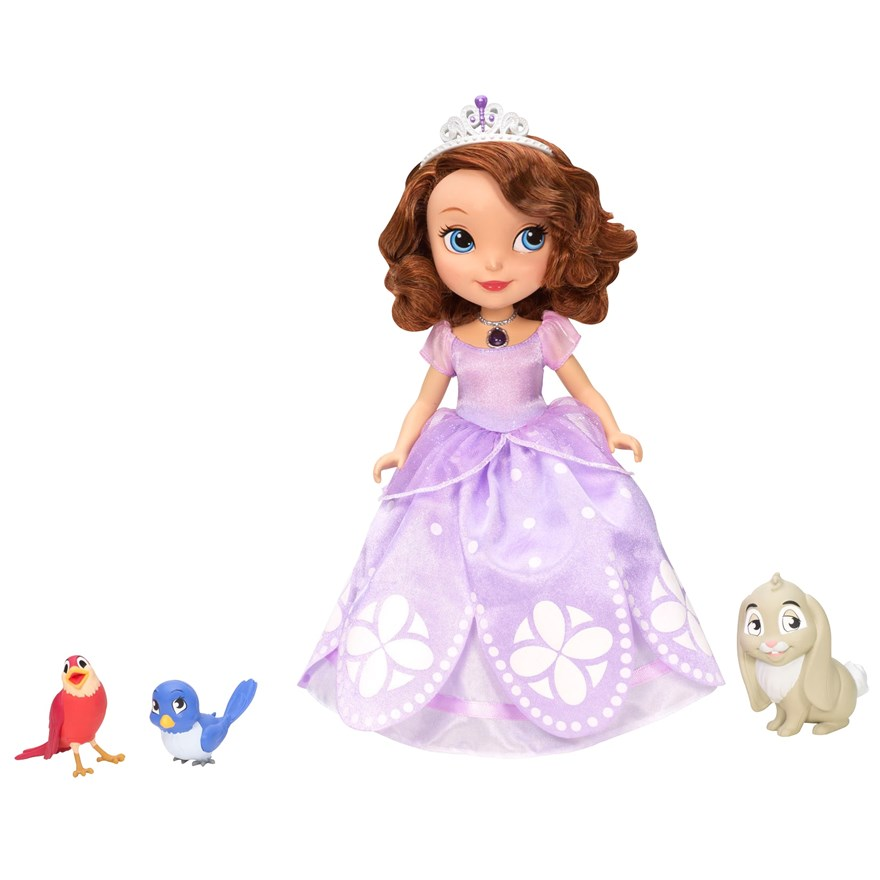 Disney Sofia the First Talking Sofia image-5
