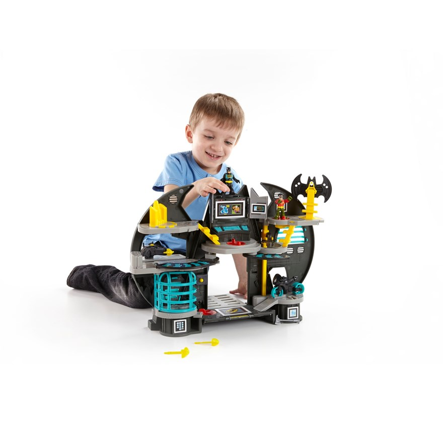 Fisher Price Imaginext Batcave image-1
