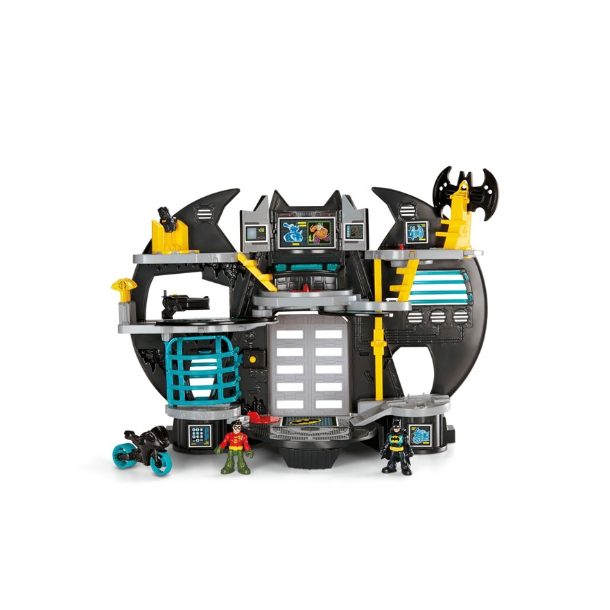 Fisher Price Imaginext Batcave image-2