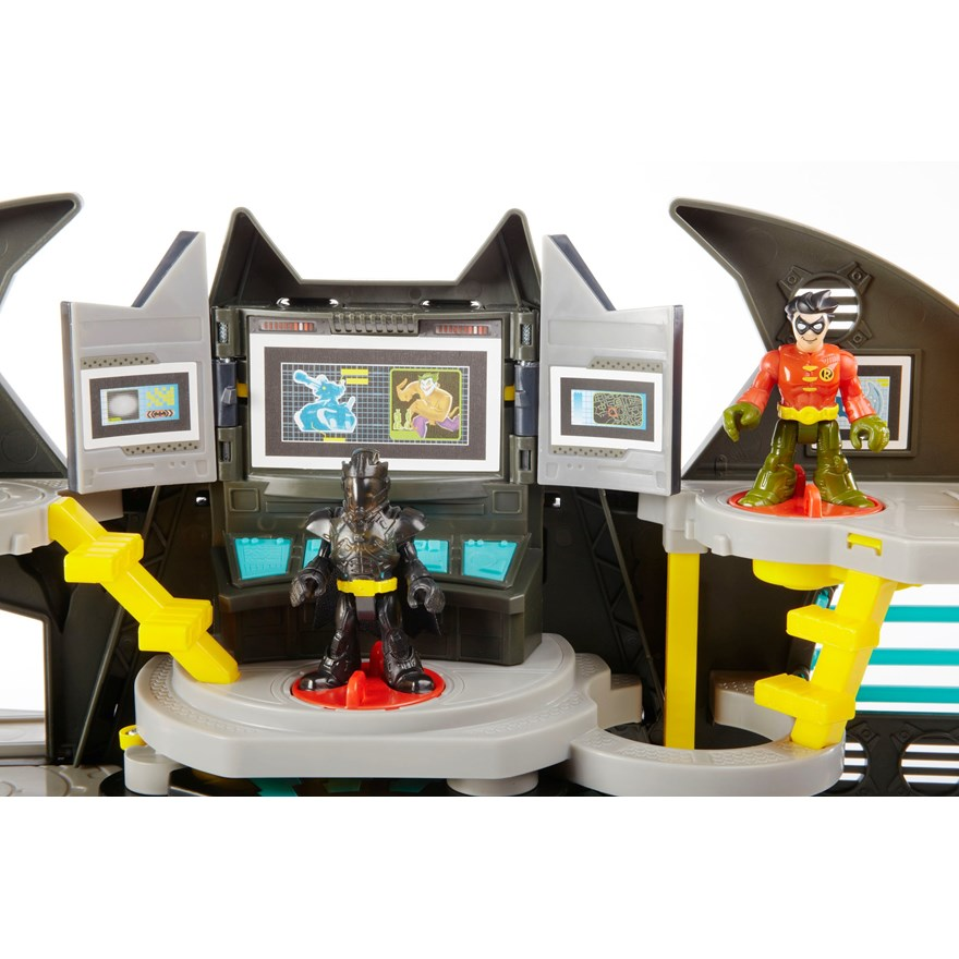 Fisher Price Imaginext Batcave image-3