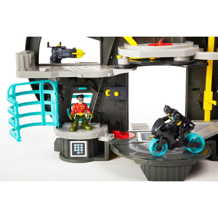 Fisher Price Imaginext Batcave image-4