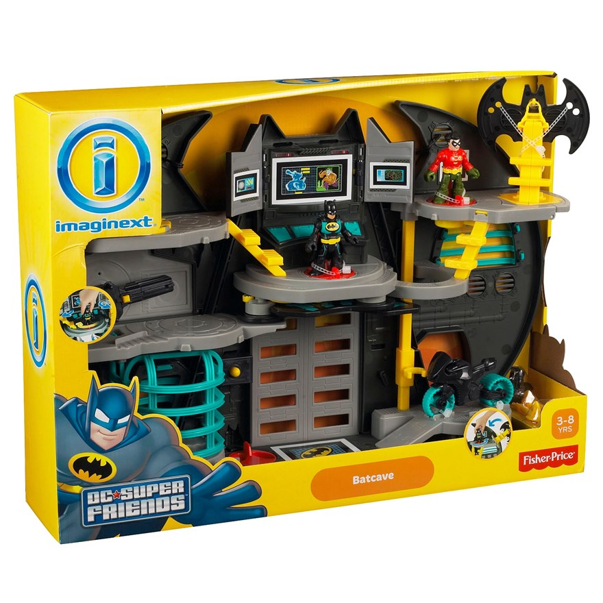 Fisher Price Imaginext Batcave image-7