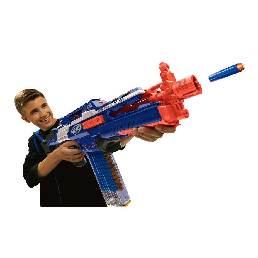 NERF N-Strike Elite Rapid Strike image-0