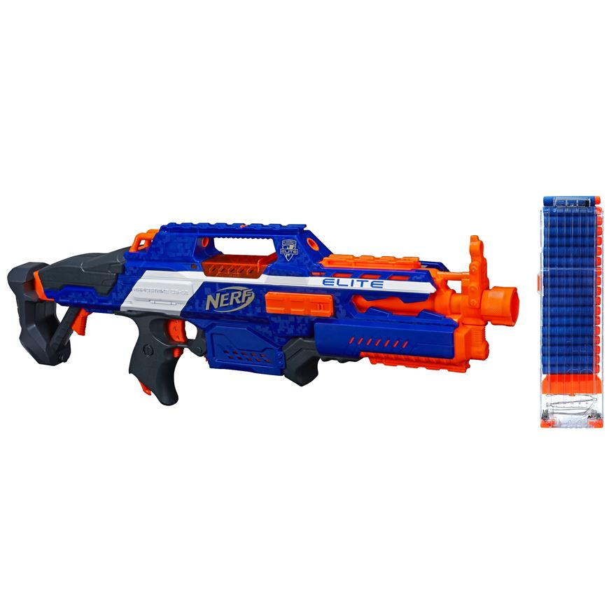 NERF N-Strike Elite Rapid Strike image-1