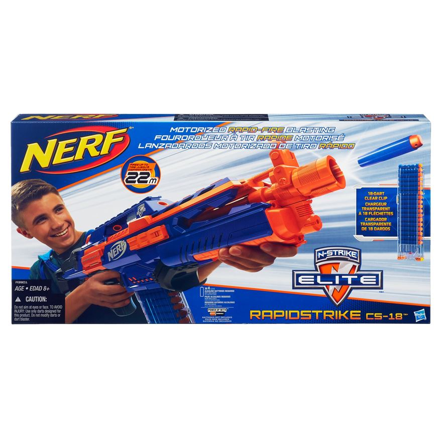 NERF N-Strike Elite Rapid Strike image-3