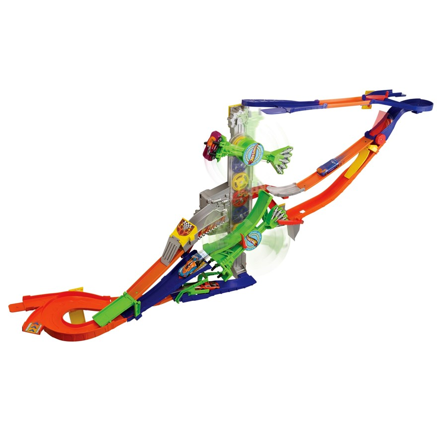 Hot Wheels Wall Tracks Rotomotion Track image-0