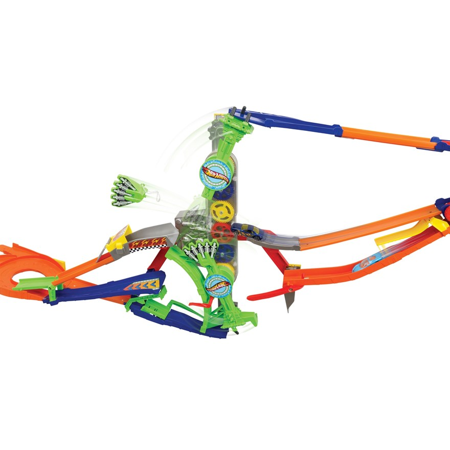 Hot Wheels Wall Tracks Rotomotion Track image-2