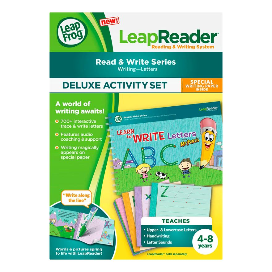 LeapFrog LeapReader Book Learn to Write image-0