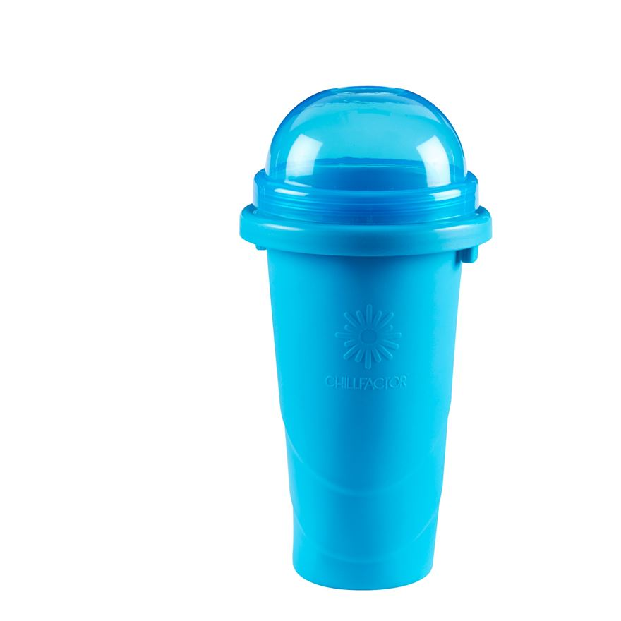 Chill Factor Squeeze Cup Slushy Maker image-4