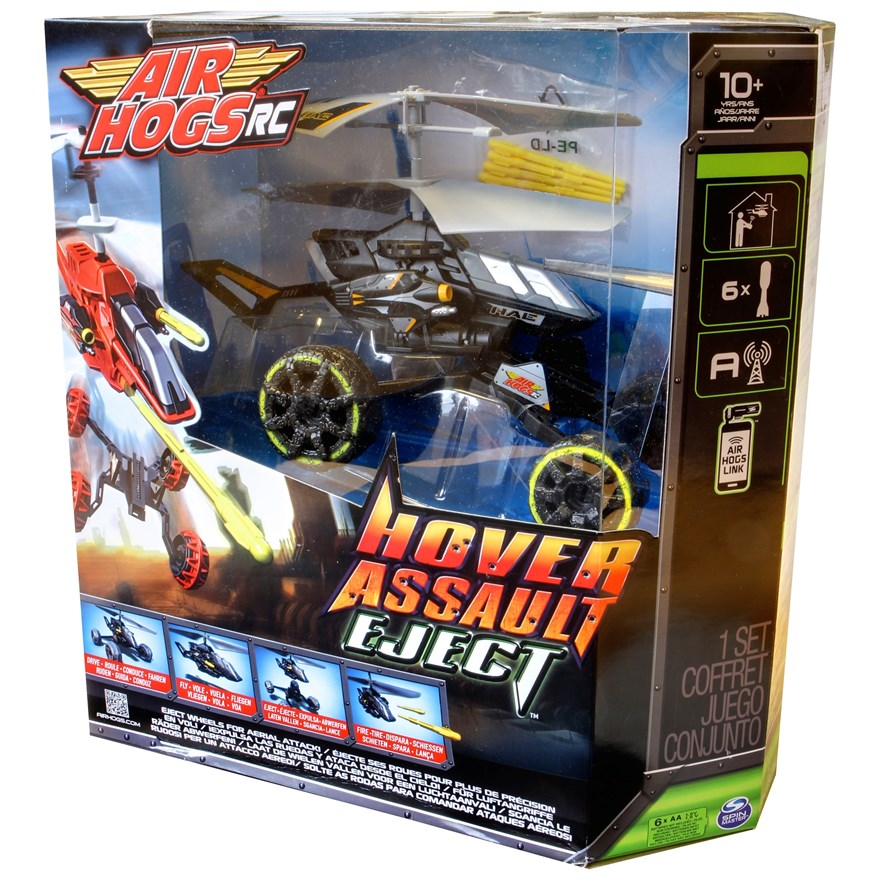 Air Hogs Hover Assault Eject image-4