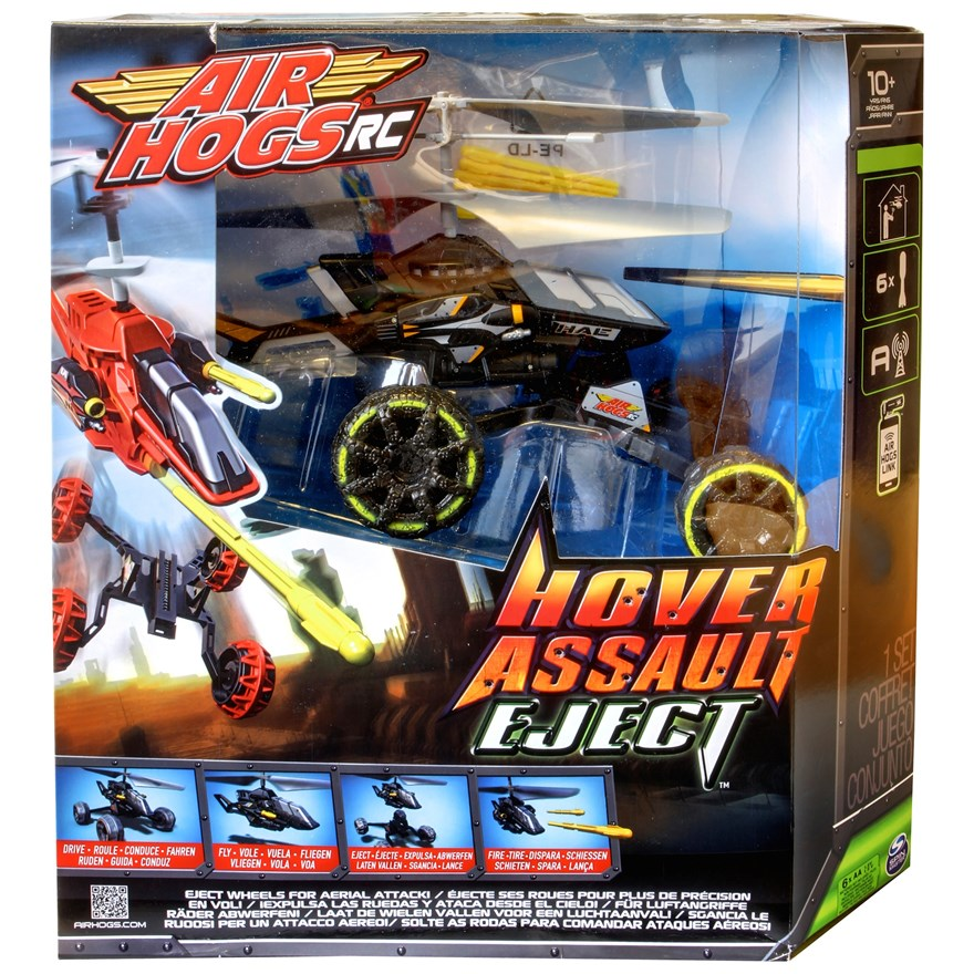 Air Hogs Hover Assault Eject image-5