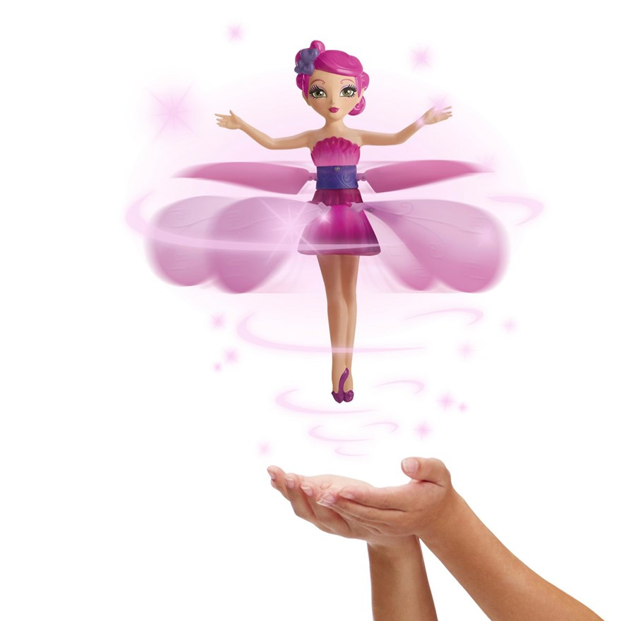 Flutterbye Flying Flower Fairy image-3