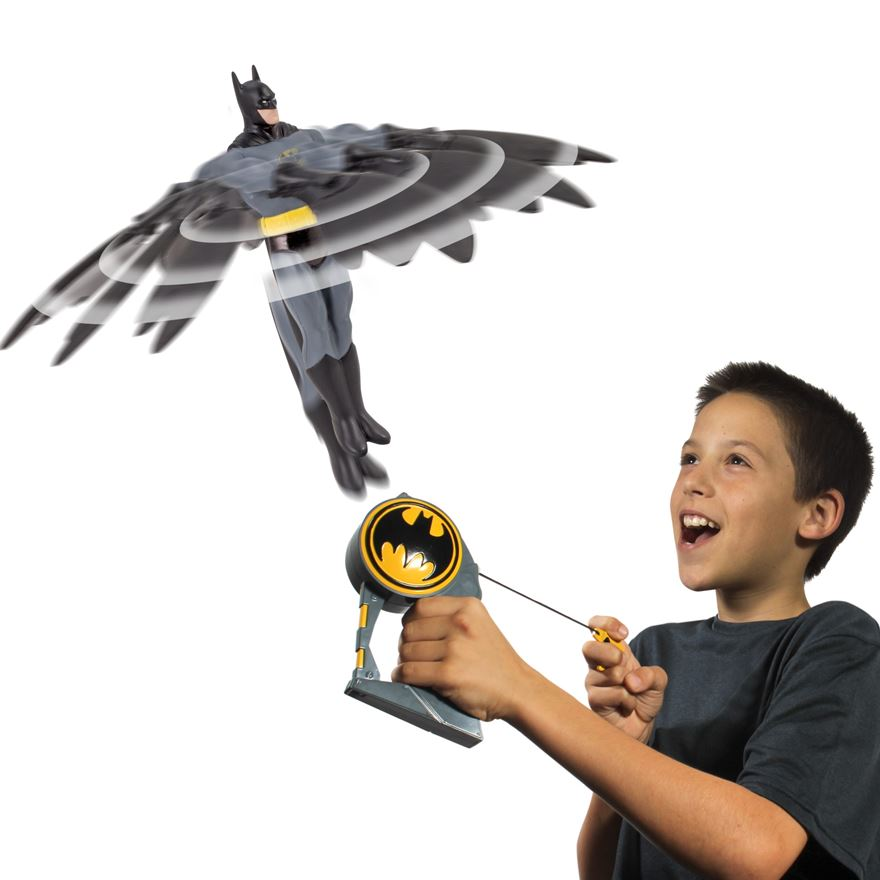 Batman Flying Hero image-0