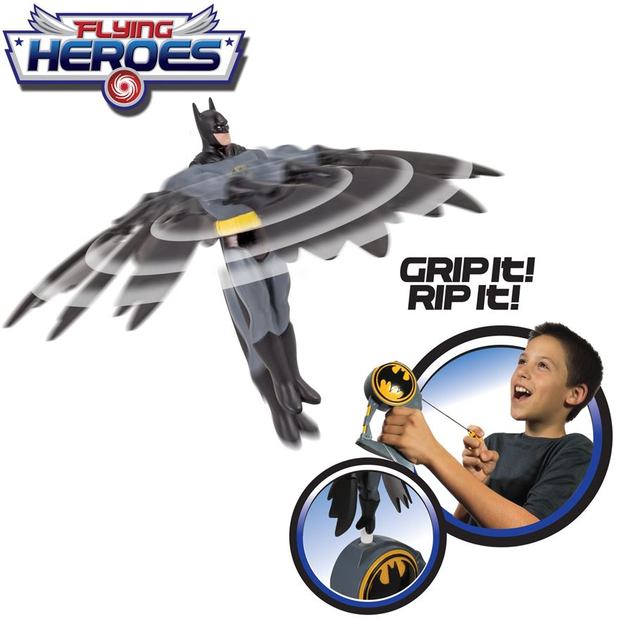 Batman Flying Hero image-1
