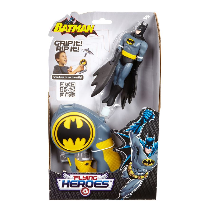 Batman Flying Hero image-4