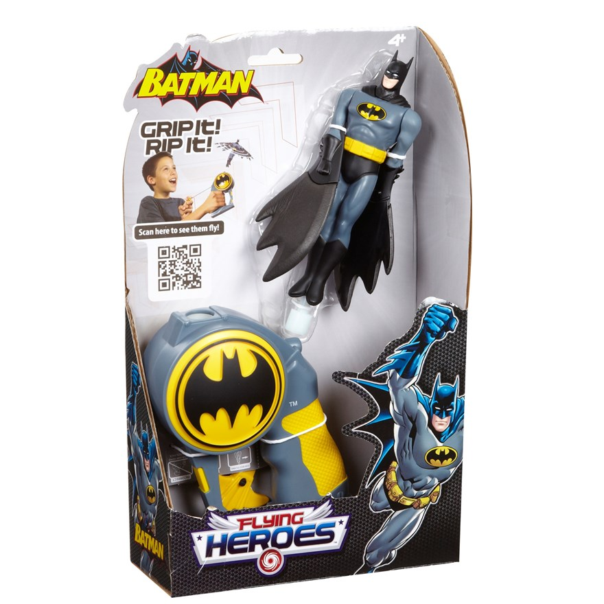 Batman Flying Hero image-5