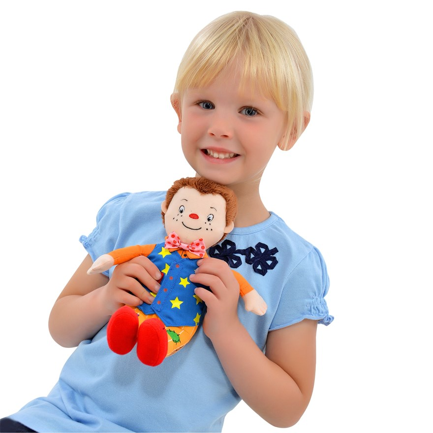 Something Special Mr Tumble Talking Plush image-0