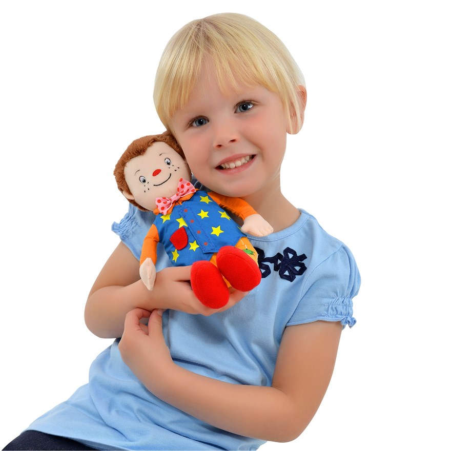 Something Special Mr Tumble Talking Plush image-2