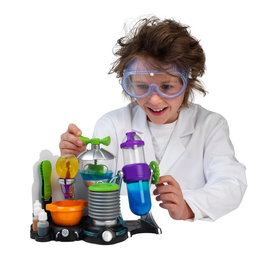 Dr. Toxic's Slime Lab image-0