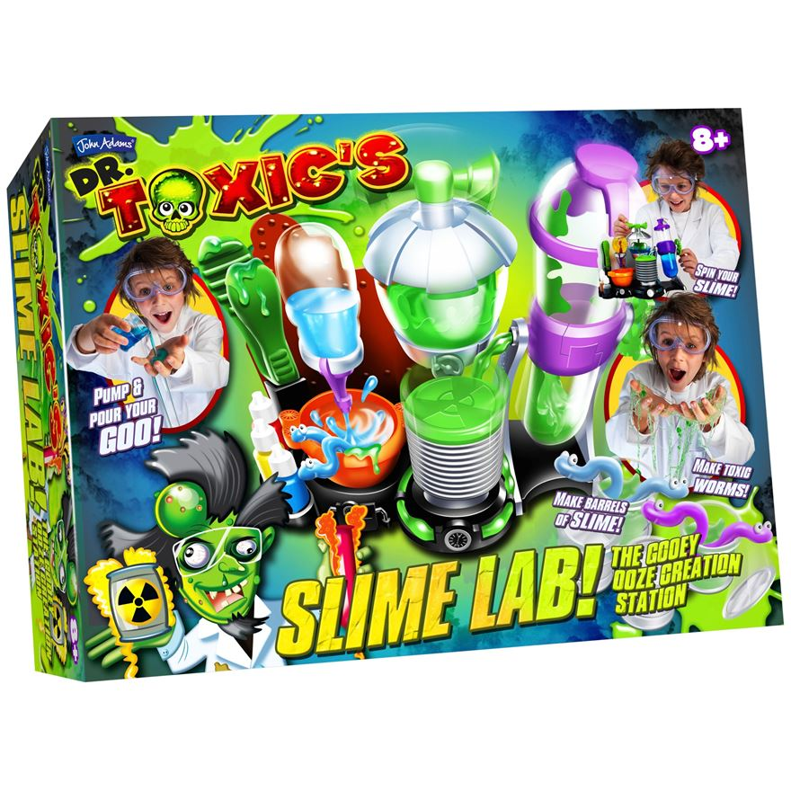 Dr. Toxic's Slime Lab image-3