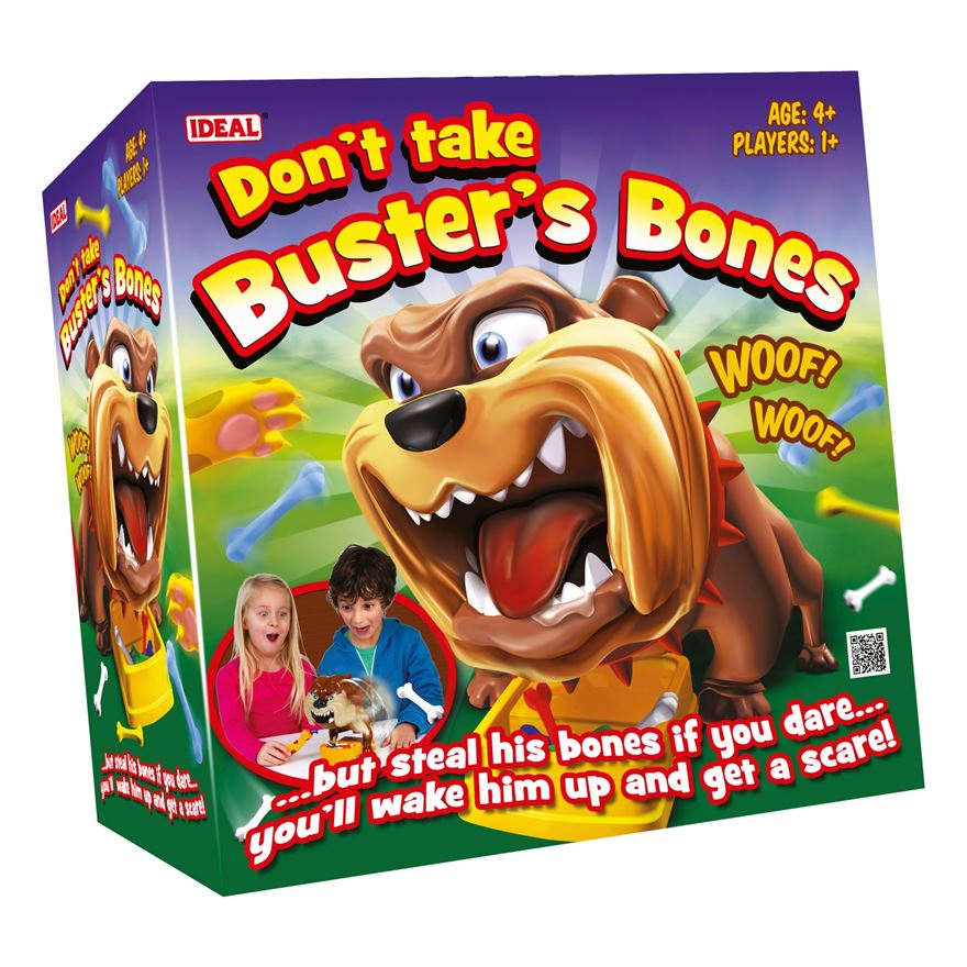 Don't Take Buster's Bones image-0