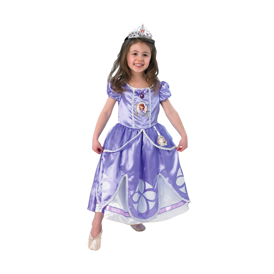 Deluxe Sofia the First Dress Up