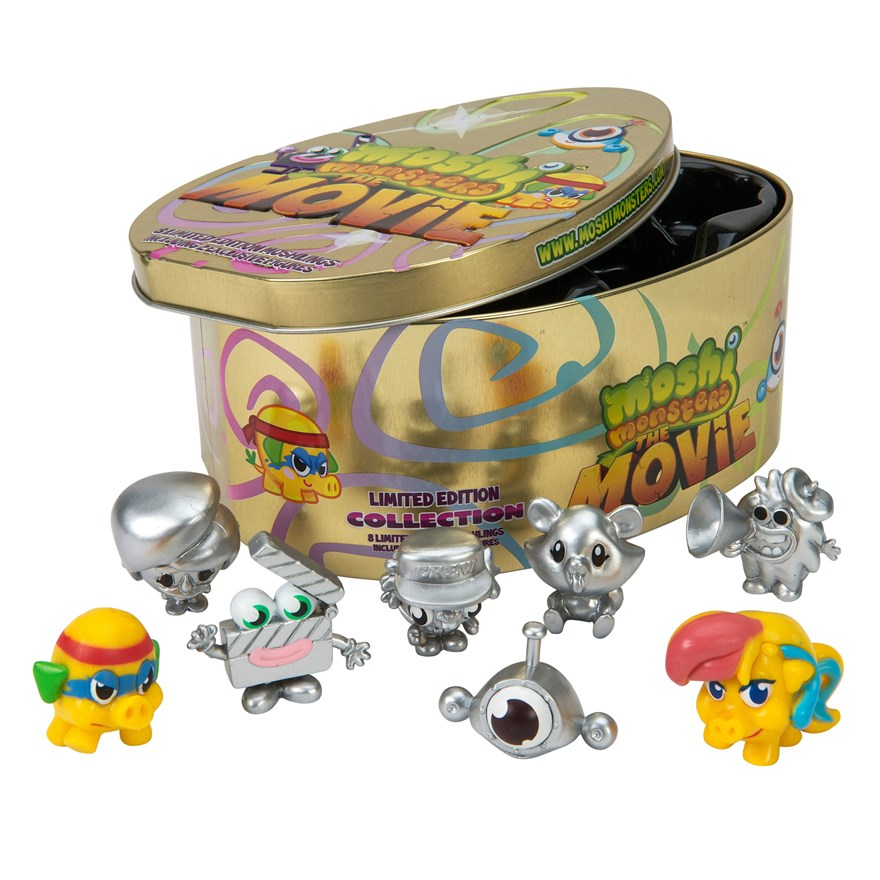 Moshi Monsters Movie Collectors Tin image-3