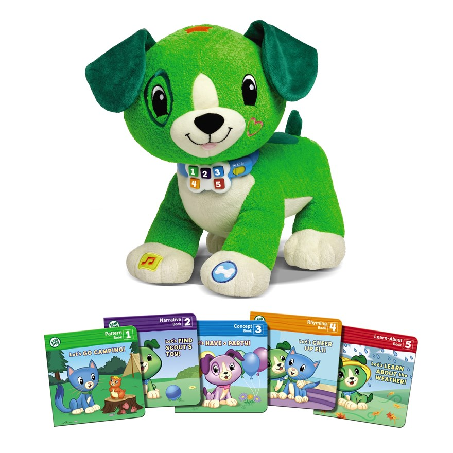 LeapFrog Read With Me (Scout) image-4