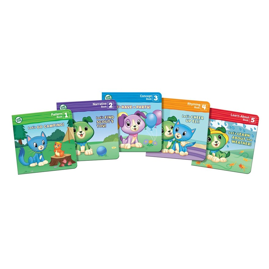 LeapFrog Read With Me (Scout) image-6