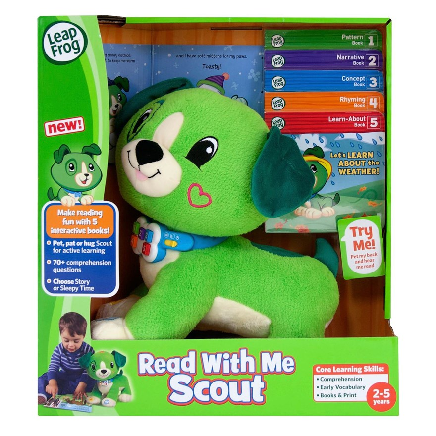 LeapFrog Read With Me (Scout) image-7