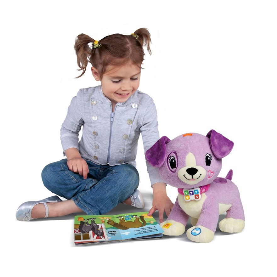 LeapFrog Read With Me (Violet) image-0