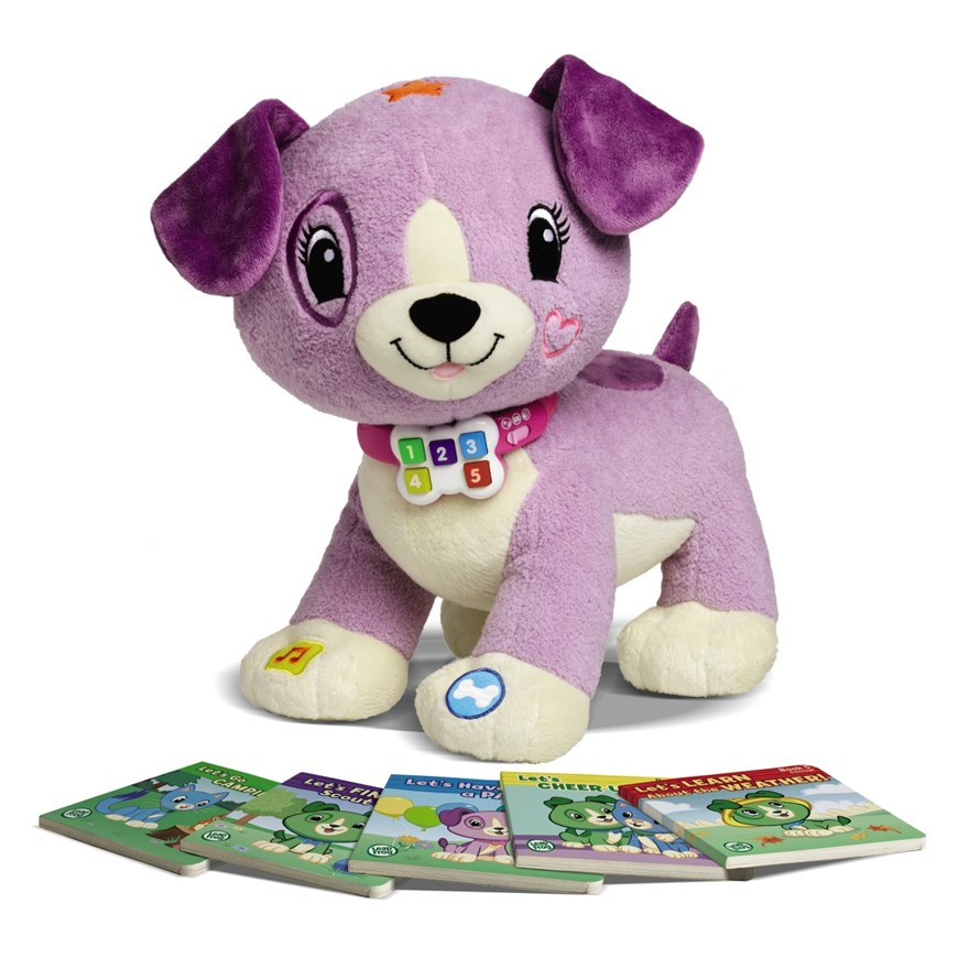 LeapFrog Read With Me (Violet) image-1