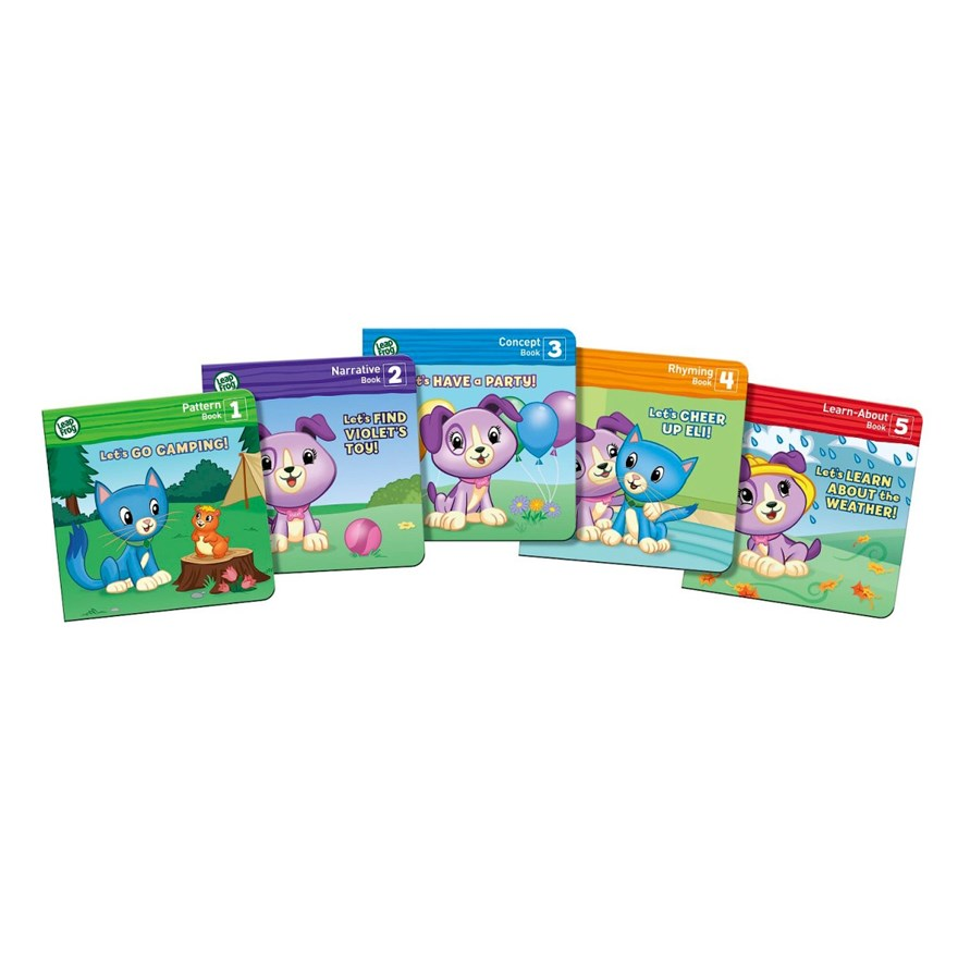 LeapFrog Read With Me (Violet) image-2