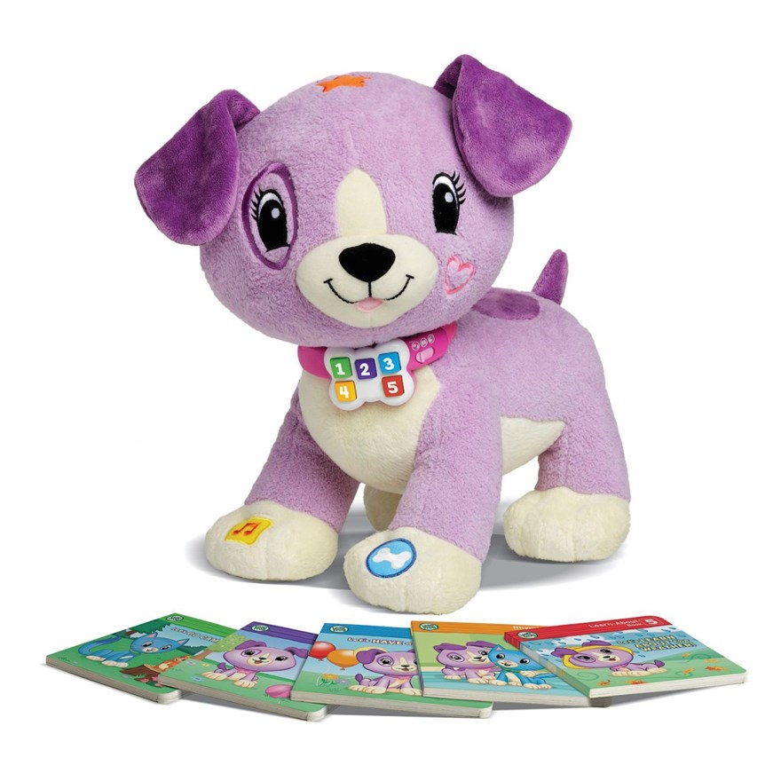 LeapFrog Read With Me (Violet) image-5