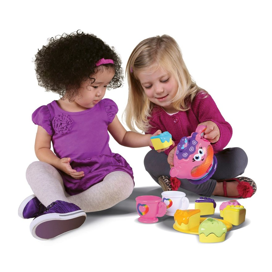 LeapFrog Musical Rainbow Tea Party image-1