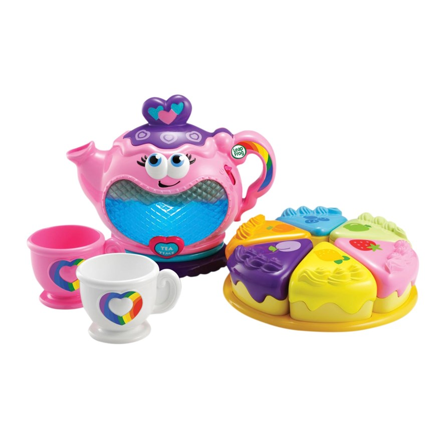 LeapFrog Musical Rainbow Tea Party image-2