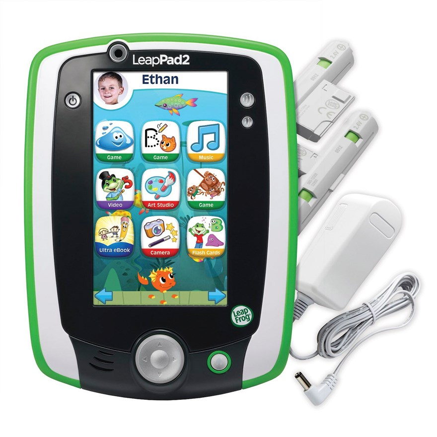 LeapFrog LeapPad2 Power (Green) image-0