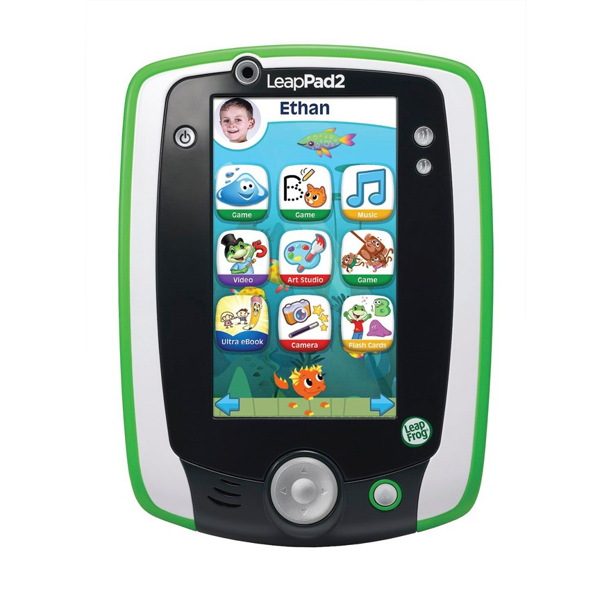 LeapFrog LeapPad2 Power (Green) image-3