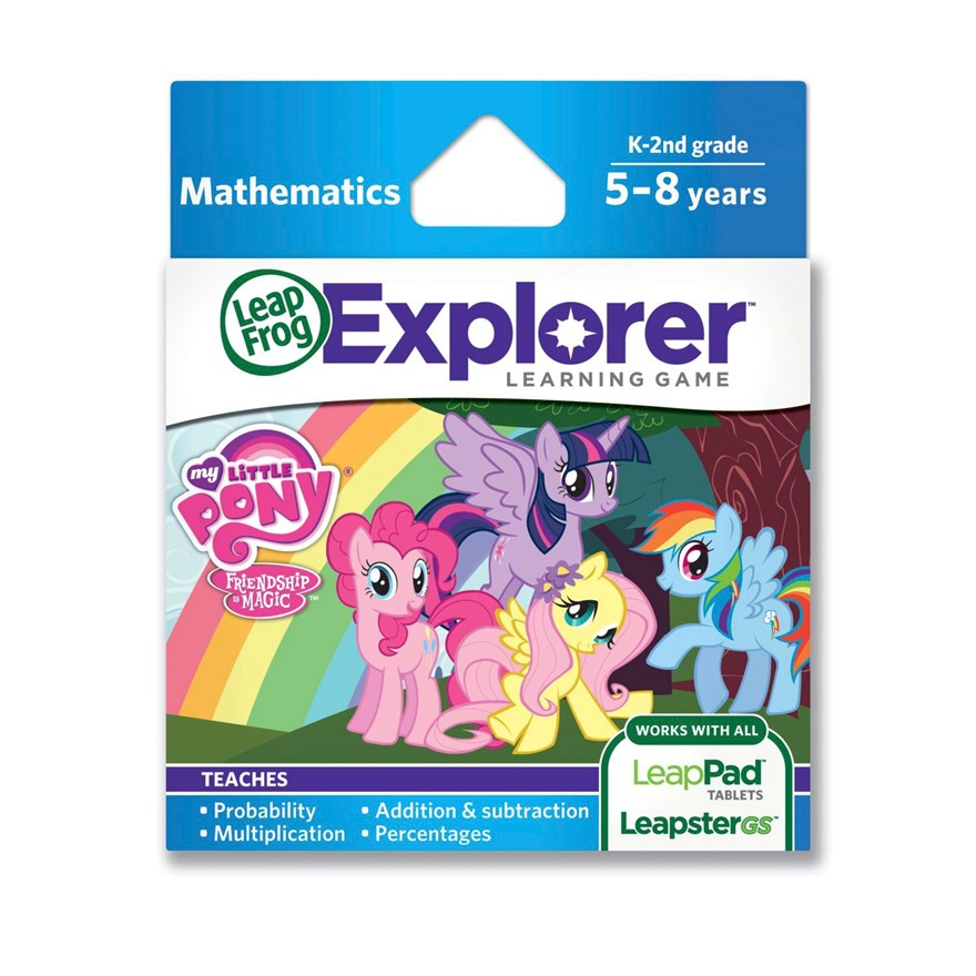 LeapFrog Explorer My Little Pony image-0