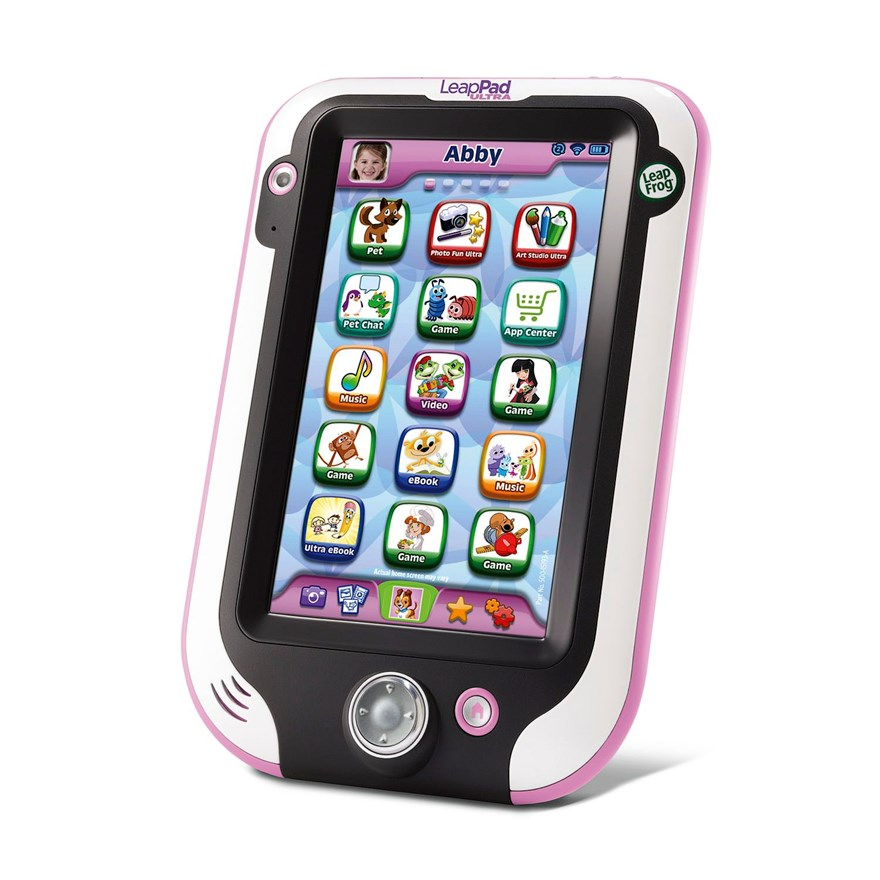 LeapFrog LeapPad Ultra  - Pink image-3