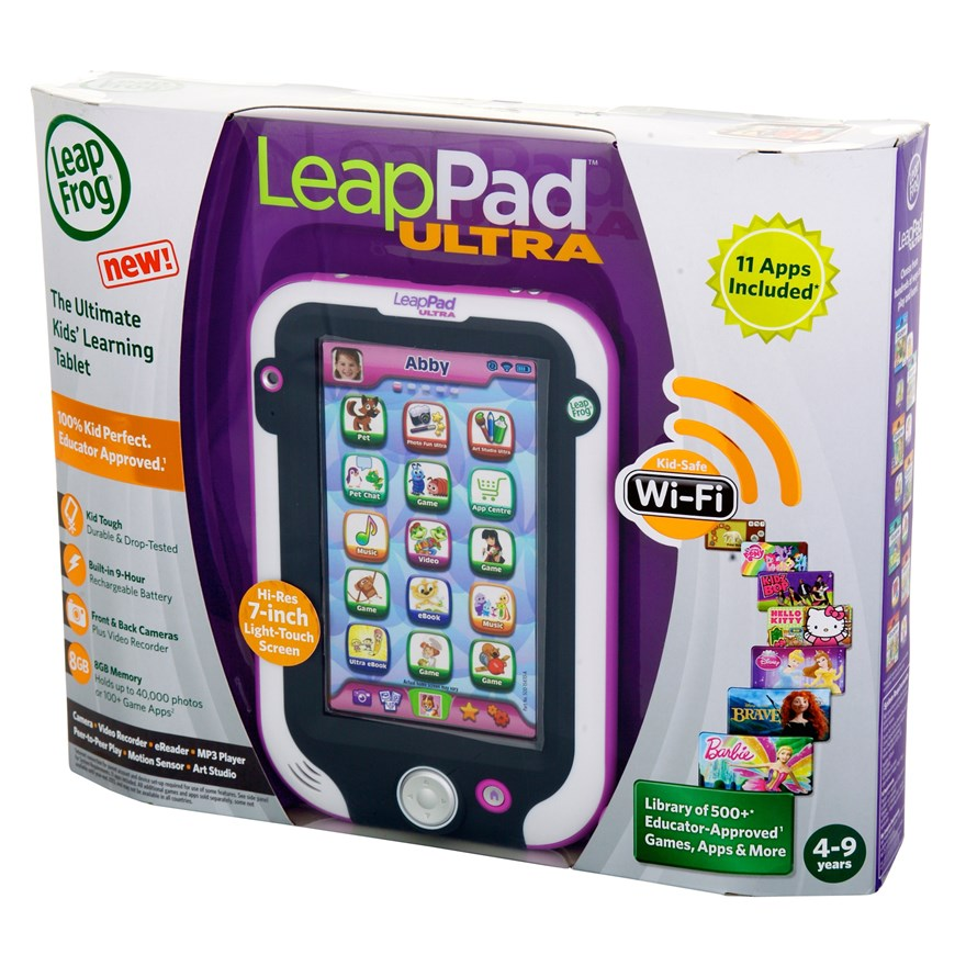 LeapFrog LeapPad Ultra  - Pink image-7