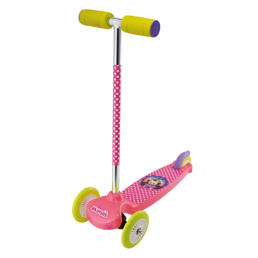 Minnie Mouse Move N Groove Scooter image-0