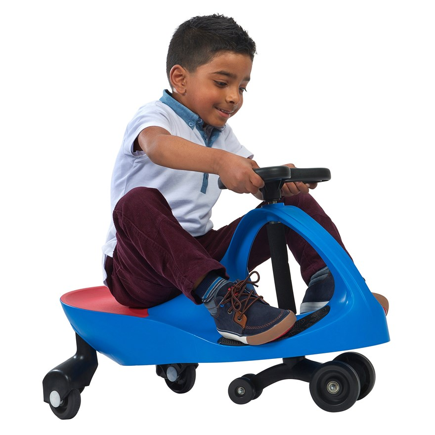 Wiggle Car Blue image-0